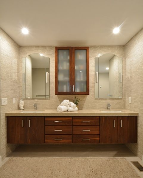 Floating Cabinets- Why a Floating Vanity may be Right for You!