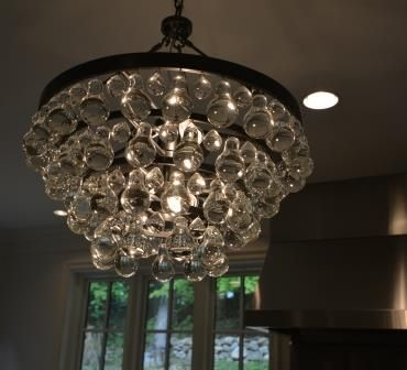 Chandeliers, Not Just a Dining Room Fixture