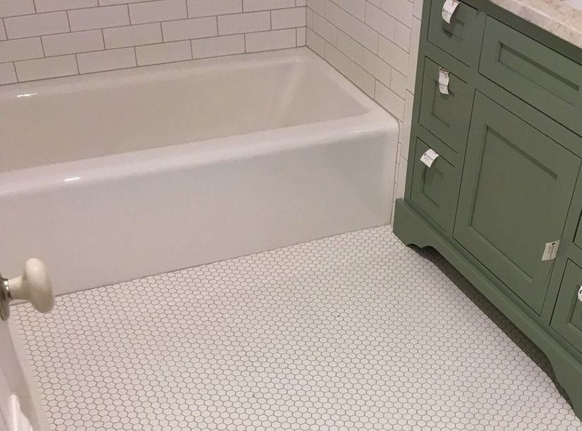 What About Grout?