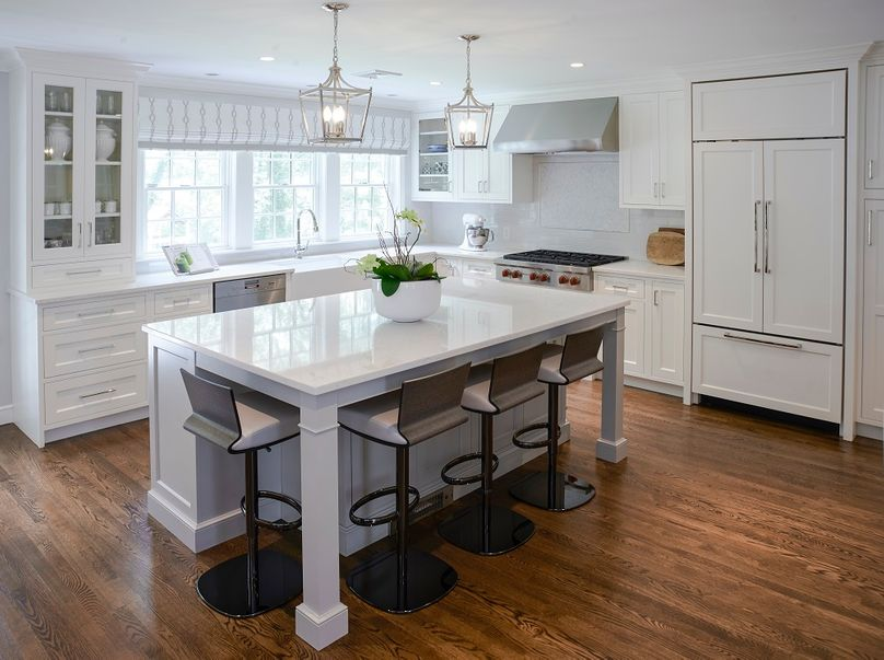 Project Spotlight: A Wellesley Whole Home Remodel